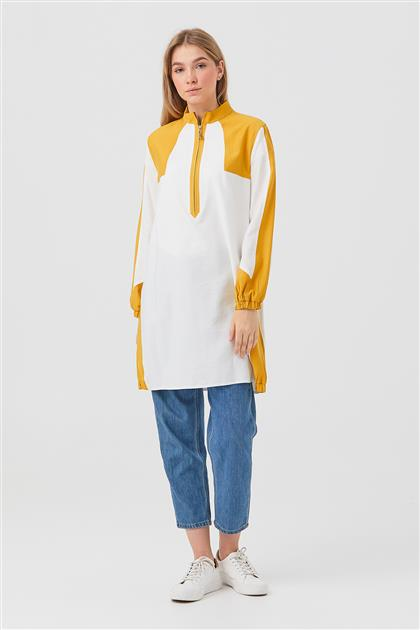 Tunik-Optik Beyaz DO-B21-61073-02