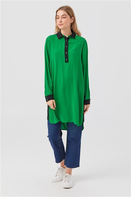 Tunic-Light Green DO-B21-61005-30