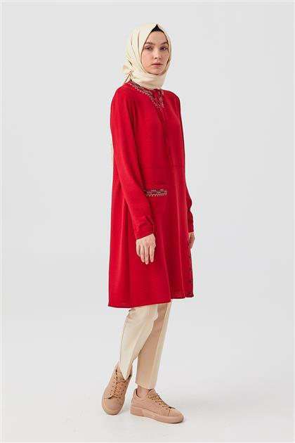 Tunik-Kırmızı DO-B21-61022-19