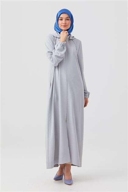 DO-B21-65017-07 ملابس خارجية-رمادي