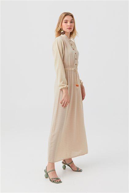 Elbise-Bej 1180028-11