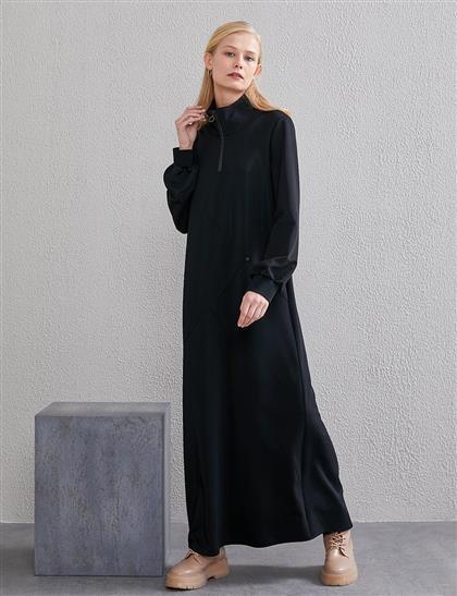 Elbise-Siyah KA-A20-23114-12
