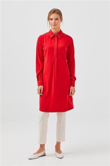 Tunic-Red V20YTNK45025-11