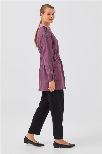 Jacket-Dried Rose V20YCKT14004-50