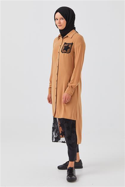Tunic-Camel V19YTNK45014-12