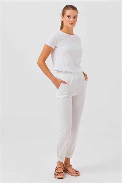 Pants-White 1063002-02
