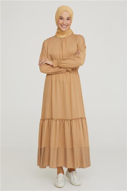 Armine Elbise 21YH901 Camel