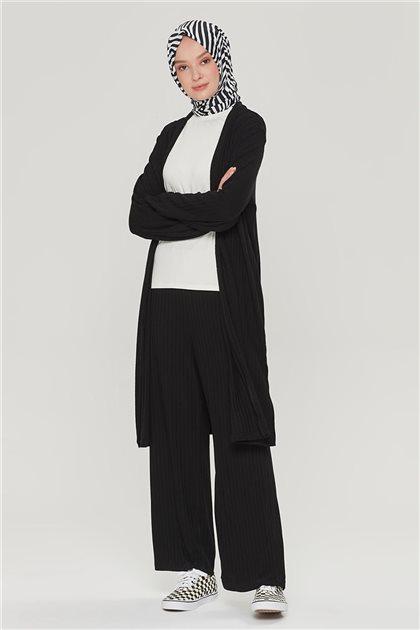 Pantolon-Siyah 21YD9243