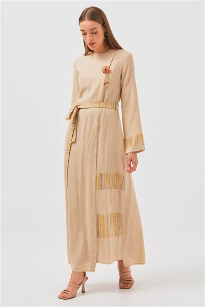 Elbise-Safran S21Y13002-015