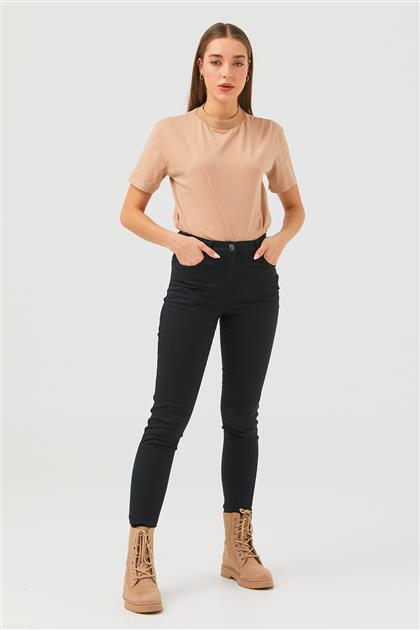Klasik Cepli Pantolon-Siyah 2068.PNT.01.01-01
