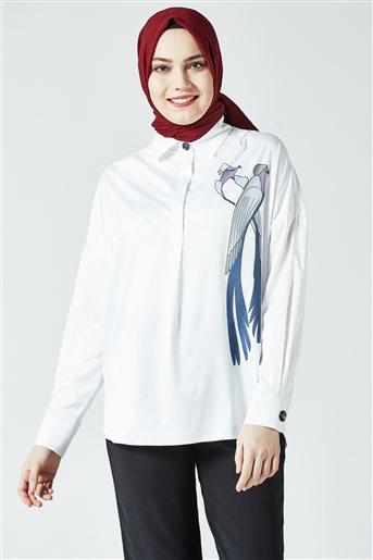 Bluz-Optik Beyaz KA-A8-10062-02