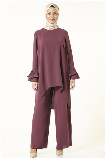 Tunic Suit-Cherry 512-61
