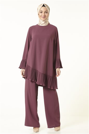 Tunic Suit-Cherry 500-61