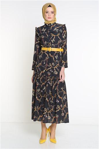 Dress-Black 4004-01