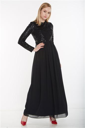 Dress-Black 12041-01