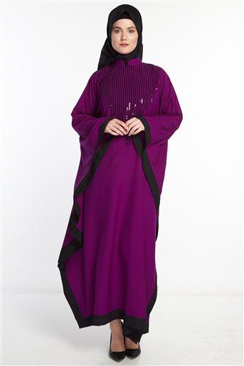 Poncho-Purple 41109-45