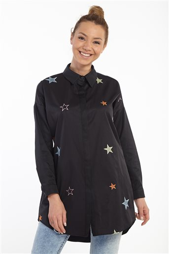 Shirt-Black 19Y-MM11.0127-01