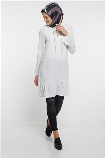 Tunic-Ecru DO-B9-61034-35