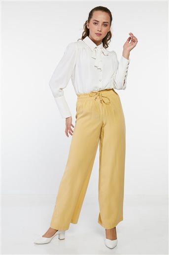 Pantolon-Sarı DO-B9-59002-03