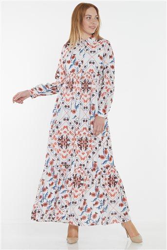 Kyr Elbise-Kırmızı KY-B9-83004-19