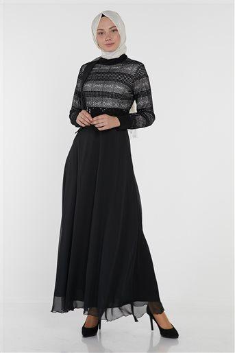 Elbise-Siyah KA-B9-23066-12