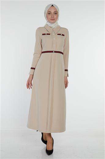Elbise-Bej KA-B9-23073-08
