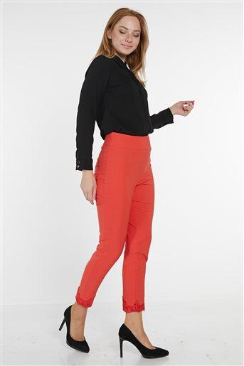 Pantolon-Kırmızı KA-B9-19127-19