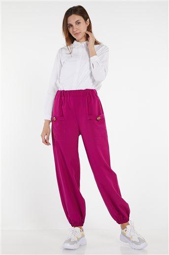 Pants-Fuchsia 1005-43