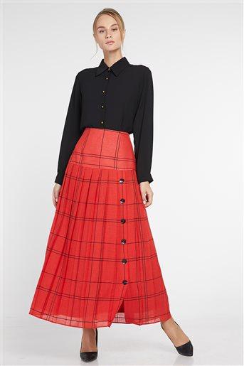 Skirt-Red KA-B9-12040-19