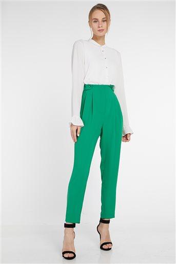 Pantolon-Yeşil KA-B9-19119-25