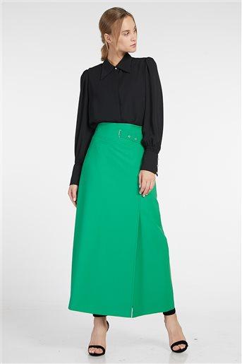 Skirt-Green KA-B9-12035-25