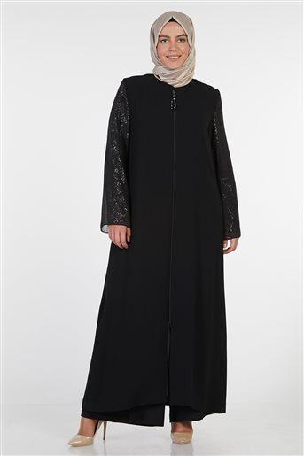 ملابس خارجية-أسود KA-B9-25067-12