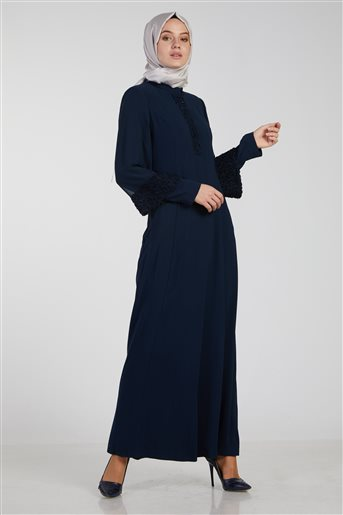 Topcoat-Navy Blue KA-B9-15114-11