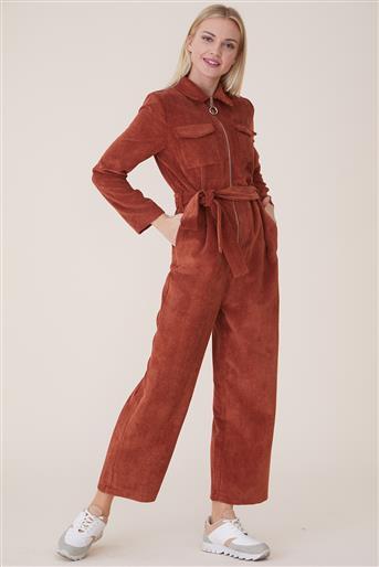 Velvet Tulum-Kiremit 20861-58