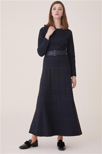 فستان-لون الفحم UU-9W6070-50