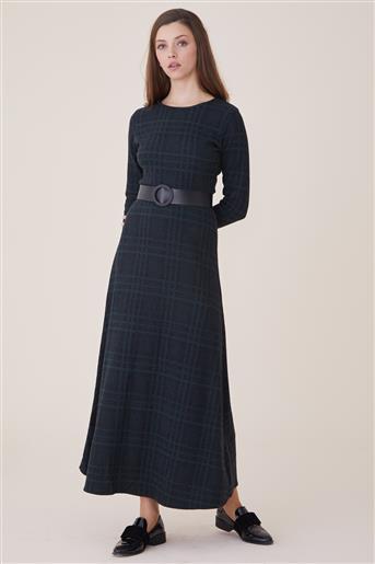 Dress-Emerald UU-9W6070-62