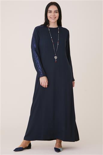 Elbise-Lacivert KA-A9-23037-11
