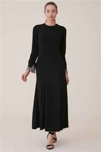 Evening Dress-Black KA-A7-23109-12