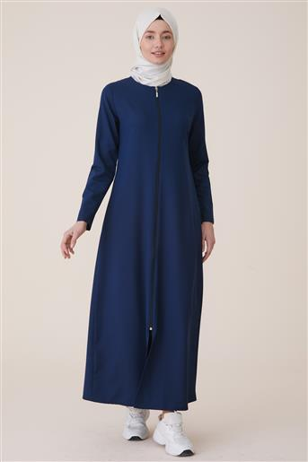 Abaya-Light Navy Blue 7003-112
