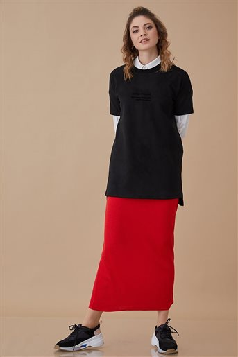 Bluz-Siyah KA-A8-10095-12