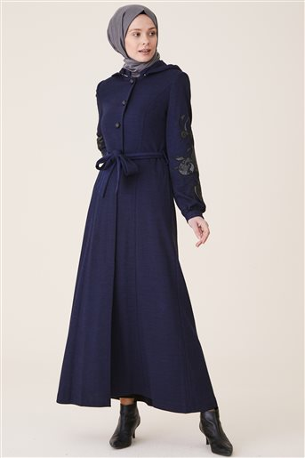 Topcoat-Navy Blue DO-A8-55103-11