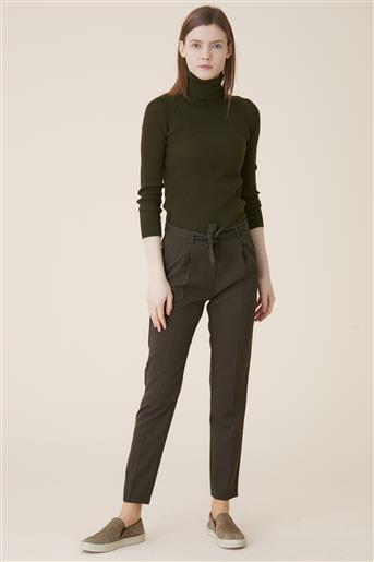 Trousers-Khaki 2504-27