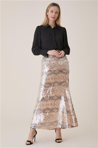 Skirt-Camel KA-A9-12032-06