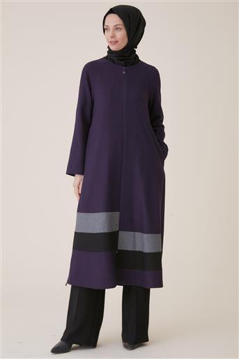Kayra ملابس خارجية-أرجواني ar-KA-A9-25093-24