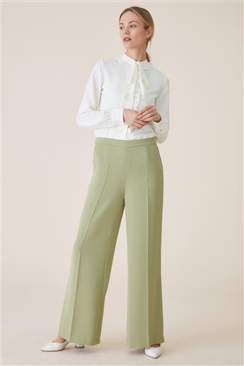 Trousers-Green TK-U3016-22