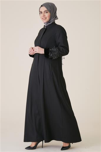 Kayra معاطف-أسود ar-KA-A9-15020-12