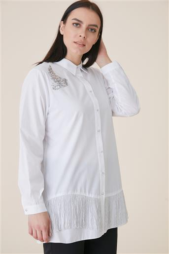 Tunik-Optik Beyaz KA-A9-21186-02