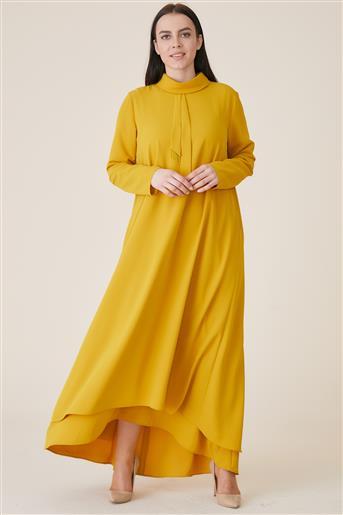 Dress-Mustard TK-U7718-50