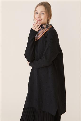 İslamabad Tunik-Siyah AKK.9579.01-01