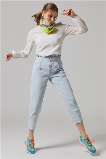 Kot Pantolon-Açık Mavi FLL-OS-2189-15